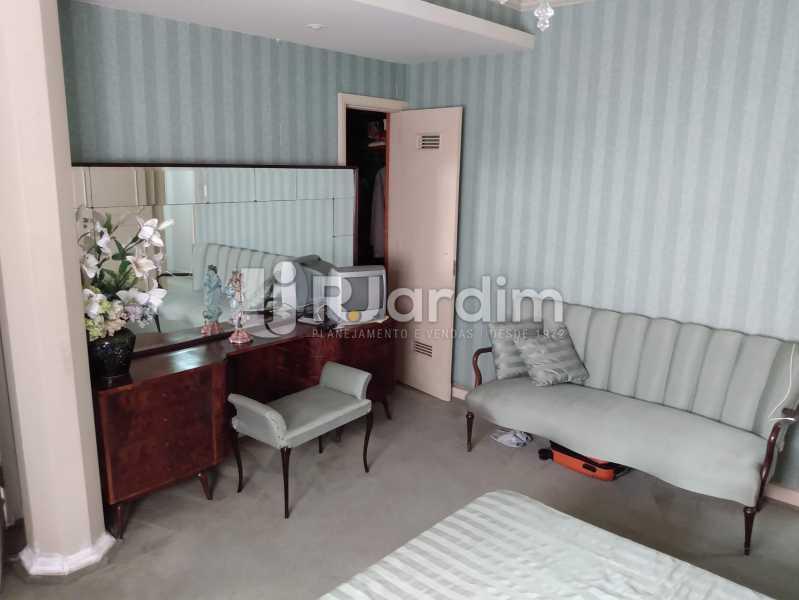 Quarto 2 - Suíte (c/closet) - Apartamento à venda Rua Constante Ramos,Copacabana, Zona Sul,Rio de Janeiro - R$ 2.200.000 - LAAP40758 - 13