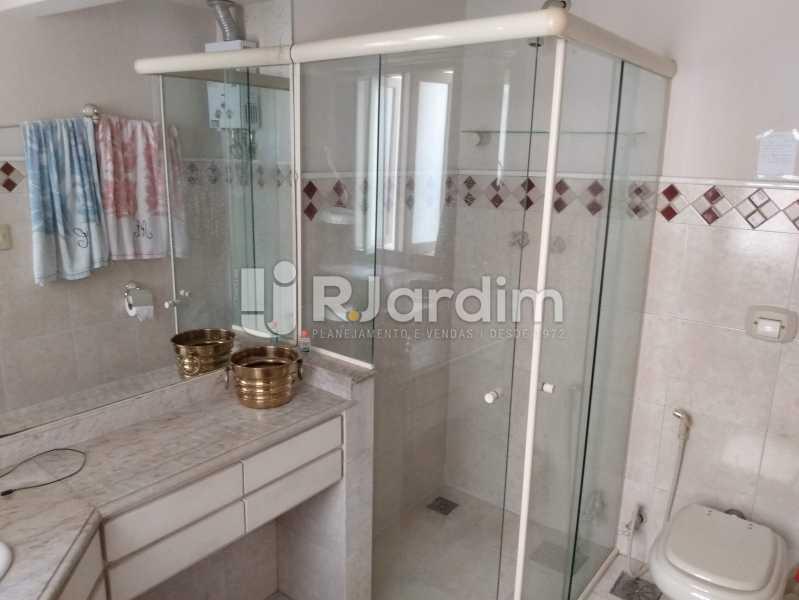 Banheiro suíte - Apartamento à venda Rua Constante Ramos,Copacabana, Zona Sul,Rio de Janeiro - R$ 2.200.000 - LAAP40758 - 15