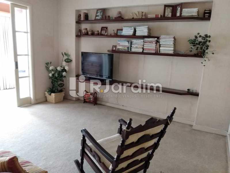 Quarto 1 (Sala TV) - Apartamento à venda Rua Constante Ramos,Copacabana, Zona Sul,Rio de Janeiro - R$ 2.200.000 - LAAP40758 - 9
