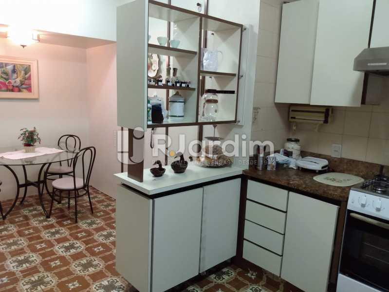 Copa / Cozinha - Apartamento à venda Rua Constante Ramos,Copacabana, Zona Sul,Rio de Janeiro - R$ 2.200.000 - LAAP40758 - 19