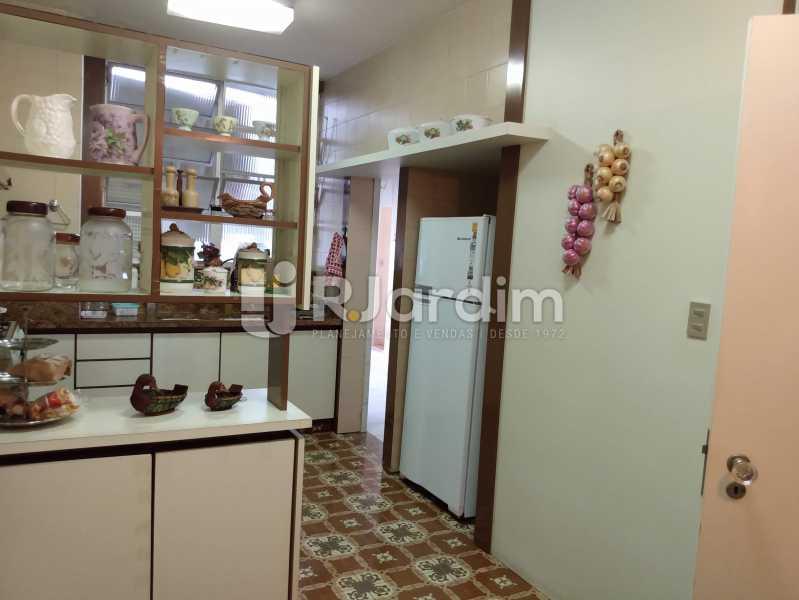 Copa / Cozinha - Apartamento à venda Rua Constante Ramos,Copacabana, Zona Sul,Rio de Janeiro - R$ 2.200.000 - LAAP40758 - 20