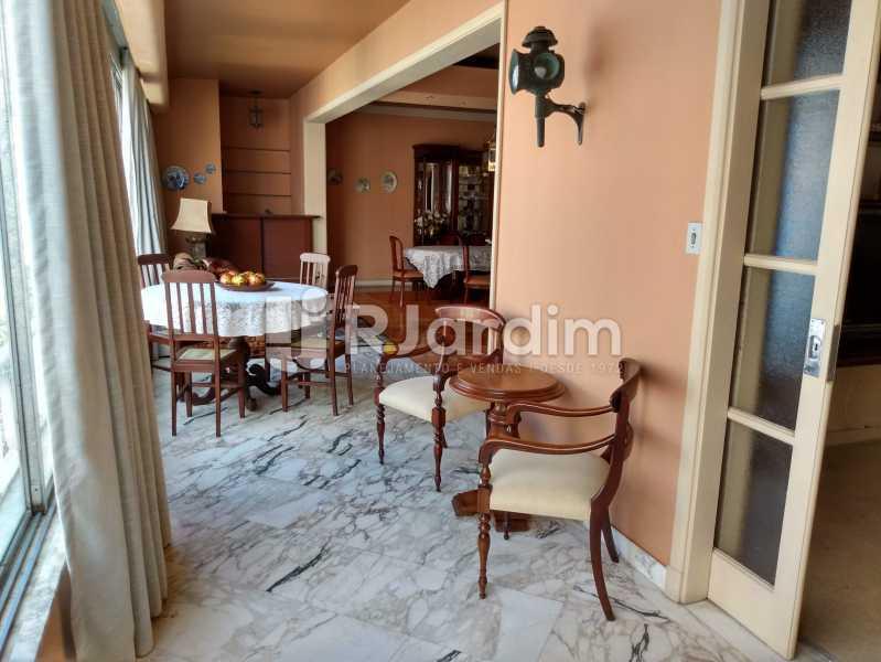 Varanda - Apartamento à venda Rua Constante Ramos,Copacabana, Zona Sul,Rio de Janeiro - R$ 2.200.000 - LAAP40758 - 5
