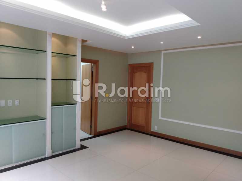 Sala - Apartamento À Venda - Leblon - Rio de Janeiro - RJ - LAAP32040 - 3