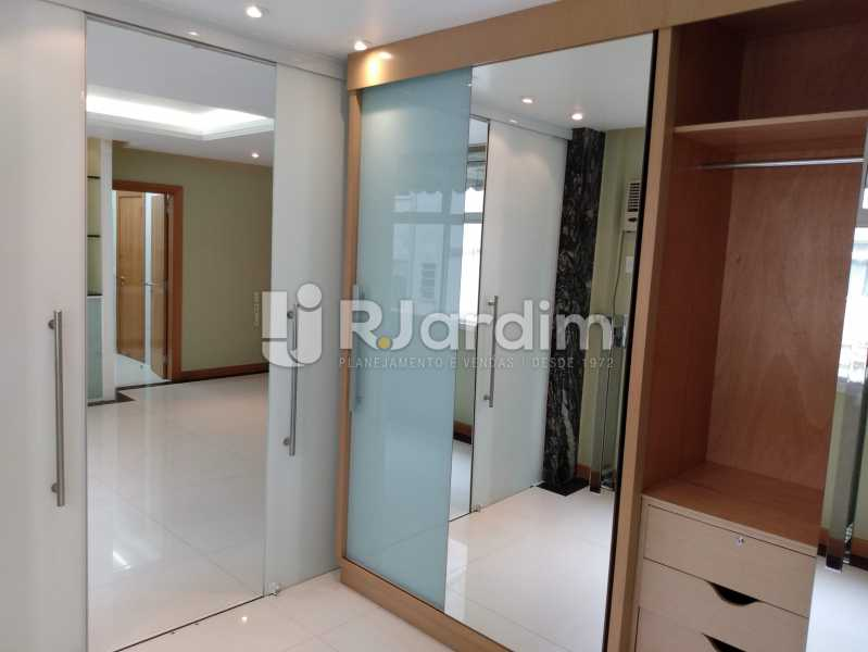 Quarto 1 - Apartamento À Venda - Leblon - Rio de Janeiro - RJ - LAAP32040 - 5