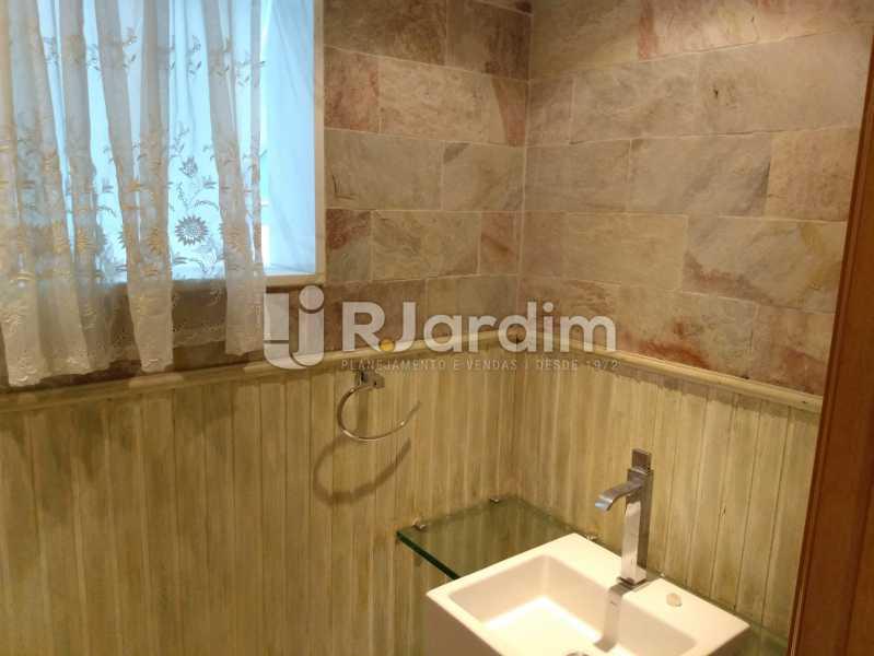 Lavabo - Apartamento À Venda - Leblon - Rio de Janeiro - RJ - LAAP32040 - 6