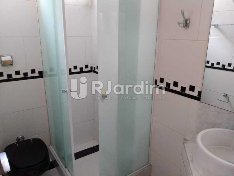 Banheiro social - Apartamento À Venda - Leblon - Rio de Janeiro - RJ - LAAP32040 - 10