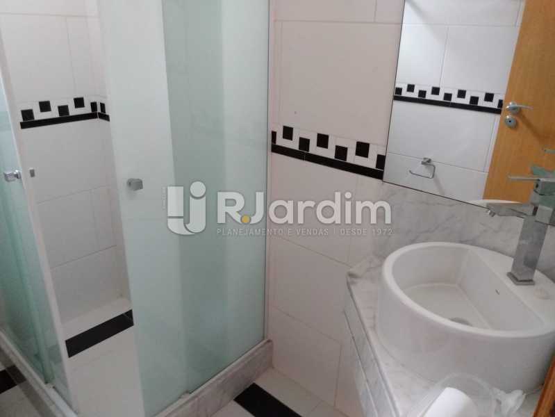 Banheiro social - Apartamento À Venda - Leblon - Rio de Janeiro - RJ - LAAP32040 - 9