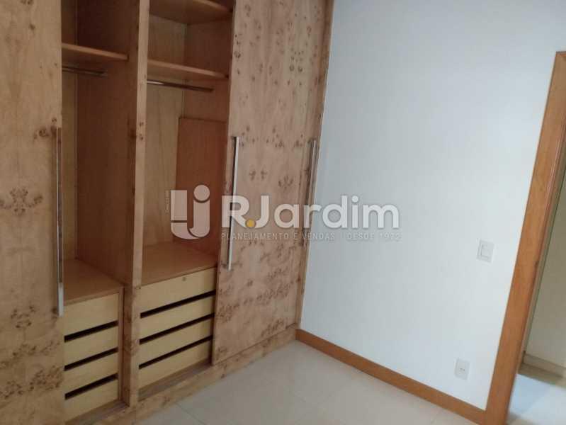Quarto 2 - Apartamento À Venda - Leblon - Rio de Janeiro - RJ - LAAP32040 - 7