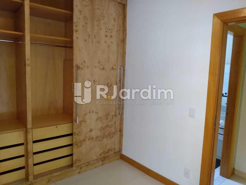 Quarto 2 - Apartamento À Venda - Leblon - Rio de Janeiro - RJ - LAAP32040 - 8