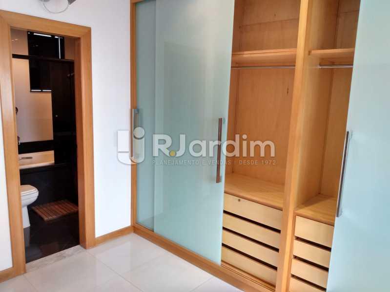 Quarto 3 (Suíte) - Apartamento À Venda - Leblon - Rio de Janeiro - RJ - LAAP32040 - 11