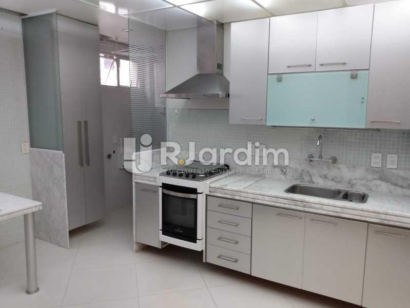 Copa / Cozinha - Apartamento À Venda - Leblon - Rio de Janeiro - RJ - LAAP32040 - 14