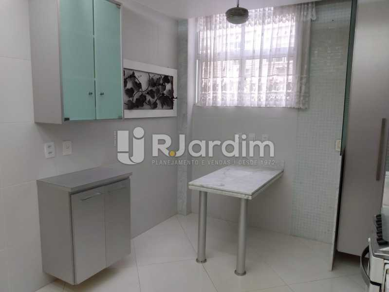 Copa / Cozinha - Apartamento À Venda - Leblon - Rio de Janeiro - RJ - LAAP32040 - 15