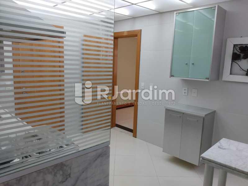 Copa / Cozinha - Apartamento À Venda - Leblon - Rio de Janeiro - RJ - LAAP32040 - 16