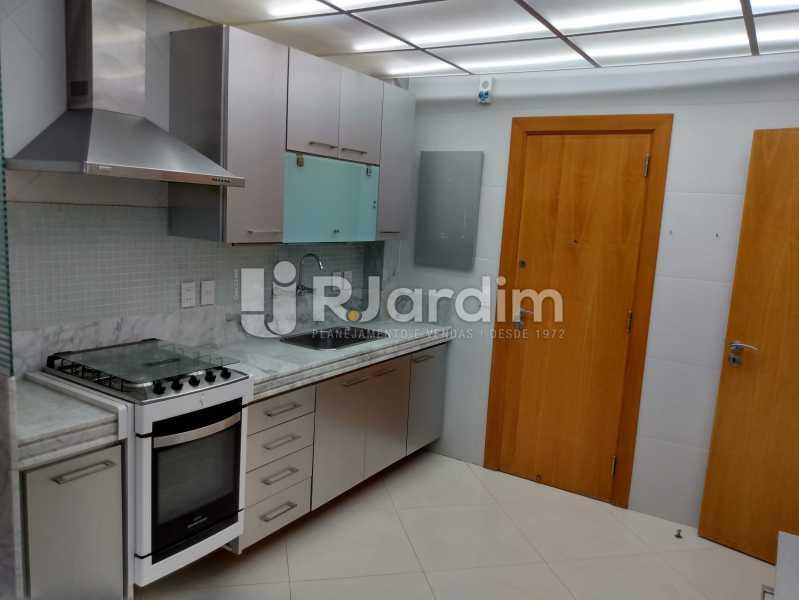 Copa / Cozinha - Apartamento À Venda - Leblon - Rio de Janeiro - RJ - LAAP32040 - 17