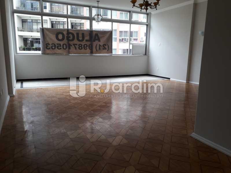 1° Quarto - Apartamento Copacabana, Zona Sul,Rio de Janeiro, RJ Para Alugar, 3 Quartos, 160m² - LAAP32039 - 7