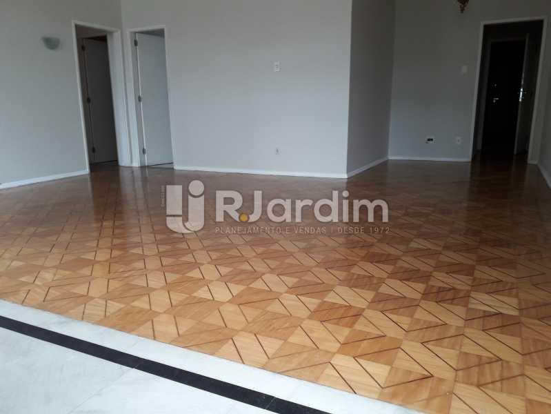 Salão  - Apartamento Copacabana, Zona Sul,Rio de Janeiro, RJ Para Alugar, 3 Quartos, 160m² - LAAP32039 - 4