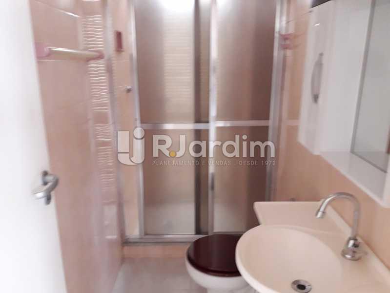 2°  Banheiro Social - Apartamento Copacabana, Zona Sul,Rio de Janeiro, RJ Para Alugar, 3 Quartos, 160m² - LAAP32039 - 16