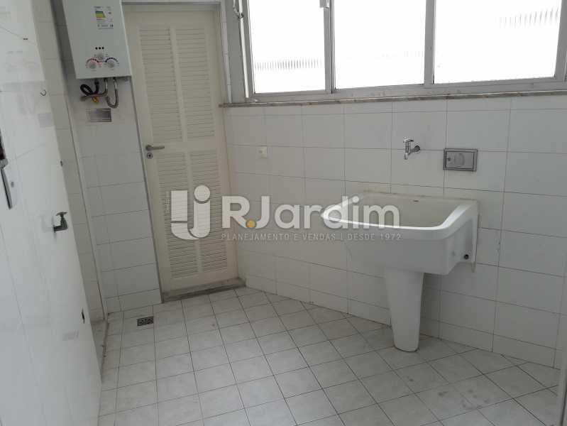 Área Dep. Completas - Apartamento Copacabana, Zona Sul,Rio de Janeiro, RJ Para Alugar, 3 Quartos, 160m² - LAAP32039 - 21