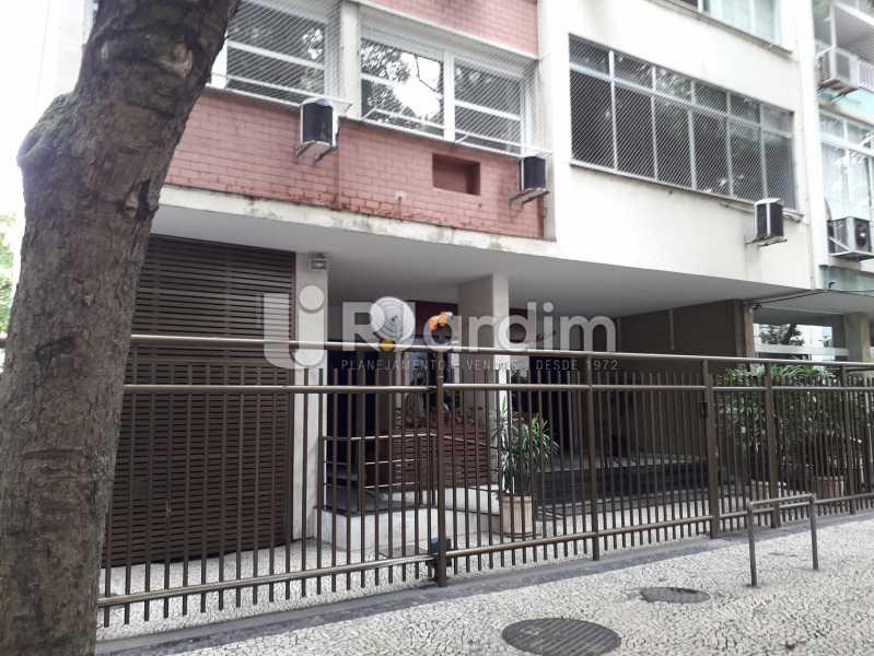 Fachada do Prédio - Apartamento Copacabana, Zona Sul,Rio de Janeiro, RJ Para Alugar, 3 Quartos, 160m² - LAAP32039 - 25
