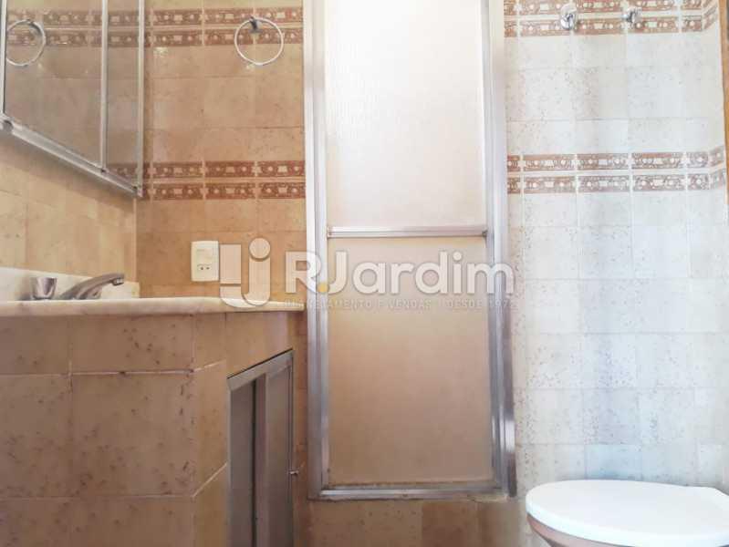 banheiro social - Apartamento Jardim Botânico 2 Quartos Aluguel Administração Imóveis - LAAP21428 - 10