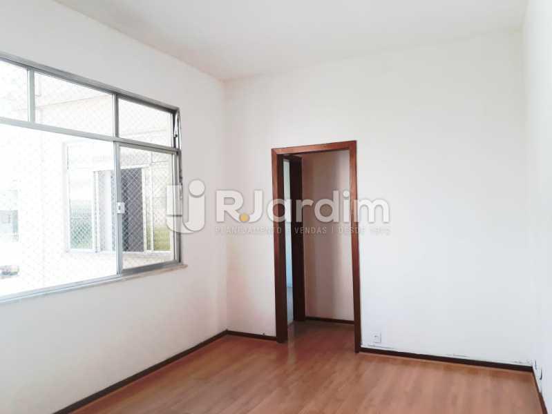 sala - Apartamento Jardim Botânico 2 Quartos Aluguel Administração Imóveis - LAAP21428 - 1