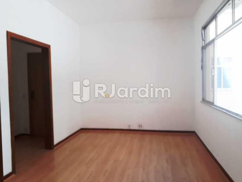 sala - Apartamento Jardim Botânico 2 Quartos Aluguel Administração Imóveis - LAAP21428 - 3