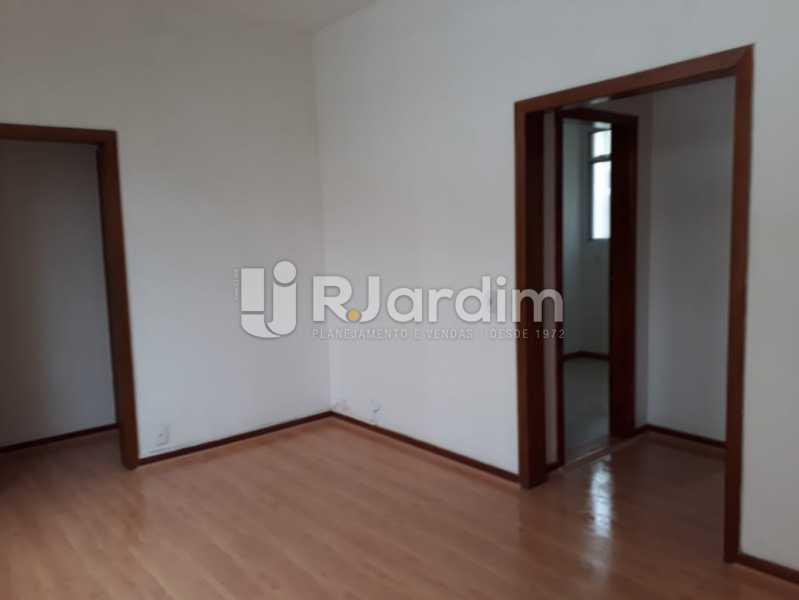 Sala - Apartamento Jardim Botânico 2 Quartos Aluguel Administração Imóveis - LAAP21428 - 5