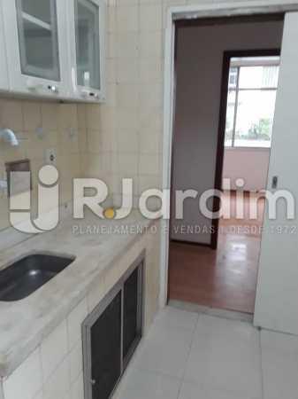 Cozinha - Apartamento Jardim Botânico 2 Quartos Aluguel Administração Imóveis - LAAP21428 - 20