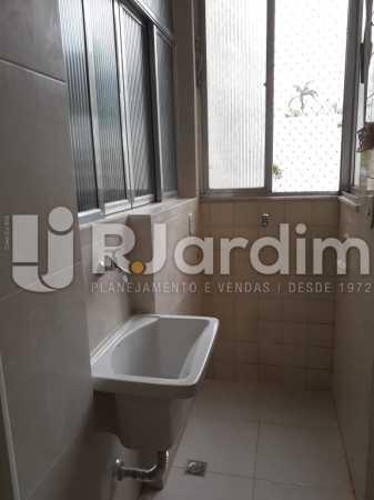 Area  - Apartamento Jardim Botânico 2 Quartos Aluguel Administração Imóveis - LAAP21428 - 21