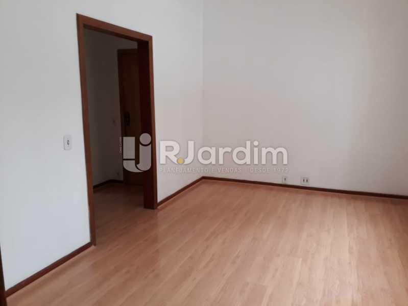 Sala  - Apartamento Jardim Botânico 2 Quartos Aluguel Administração Imóveis - LAAP21428 - 4