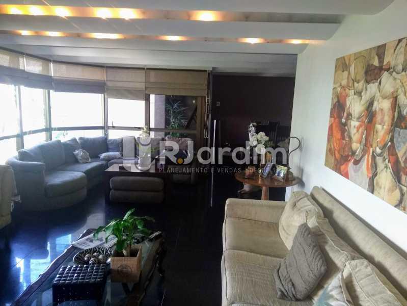 Sala - Compra Venda Avaliação Imóveis Apartamento Lagoa 4 Quartos - LAAP40760 - 1