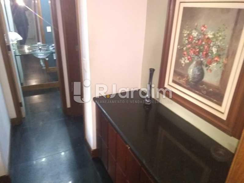 Ante Sala - Compra Venda Avaliação Imóveis Apartamento Lagoa 4 Quartos - LAAP40760 - 8
