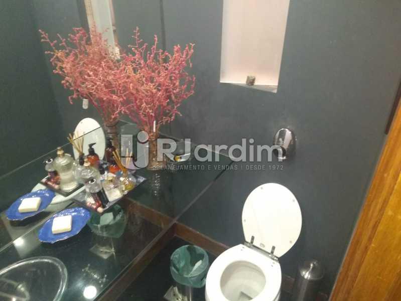 Lavabo - Compra Venda Avaliação Imóveis Apartamento Lagoa 4 Quartos - LAAP40760 - 9