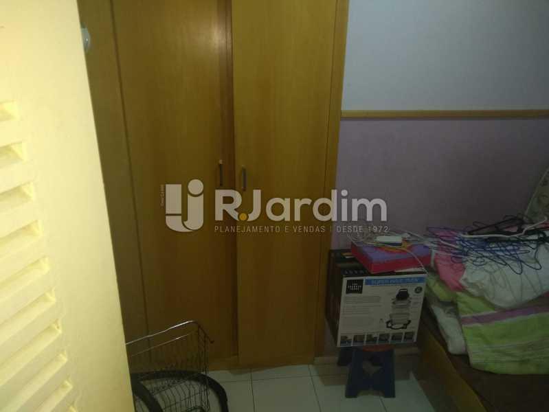 Dependência de Empregada - Compra Venda Avaliação Imóveis Apartamento Lagoa 4 Quartos - LAAP40760 - 28