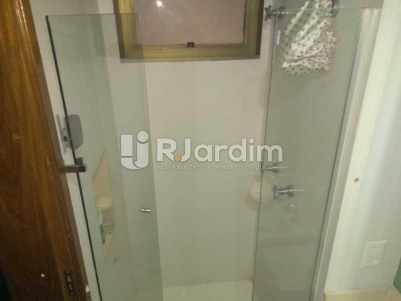 Banheiro Social - Compra Venda Avaliação Imóveis Apartamento Lagoa 4 Quartos - LAAP40760 - 20