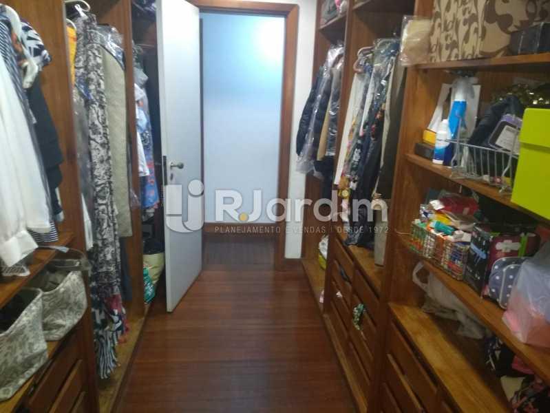 Closet - Compra Venda Avaliação Imóveis Apartamento Lagoa 4 Quartos - LAAP40760 - 14