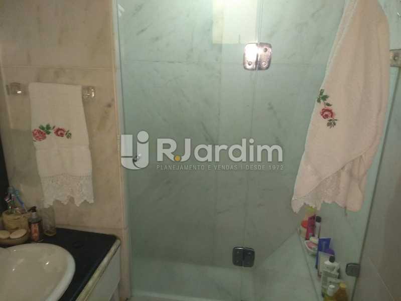 Banheiro Suíte - Compra Venda Avaliação Imóveis Apartamento Lagoa 4 Quartos - LAAP40760 - 22