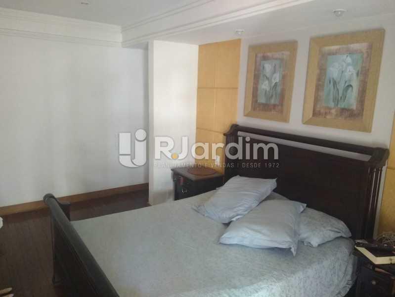 Suíte - Compra Venda Avaliação Imóveis Apartamento Lagoa 4 Quartos - LAAP40760 - 11