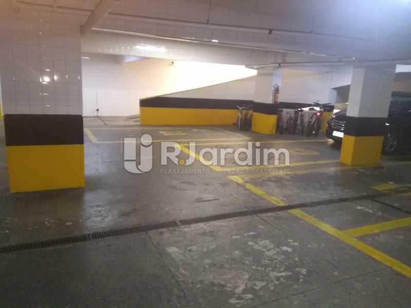 Garagem - Compra Venda Avaliação Imóveis Apartamento Lagoa 4 Quartos - LAAP40760 - 31