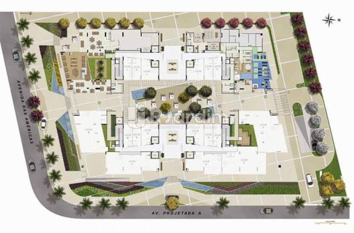MASTERPLAN - Sala Comercial À Venda - Recreio dos Bandeirantes - Rio de Janeiro - RJ - LASL00201 - 25