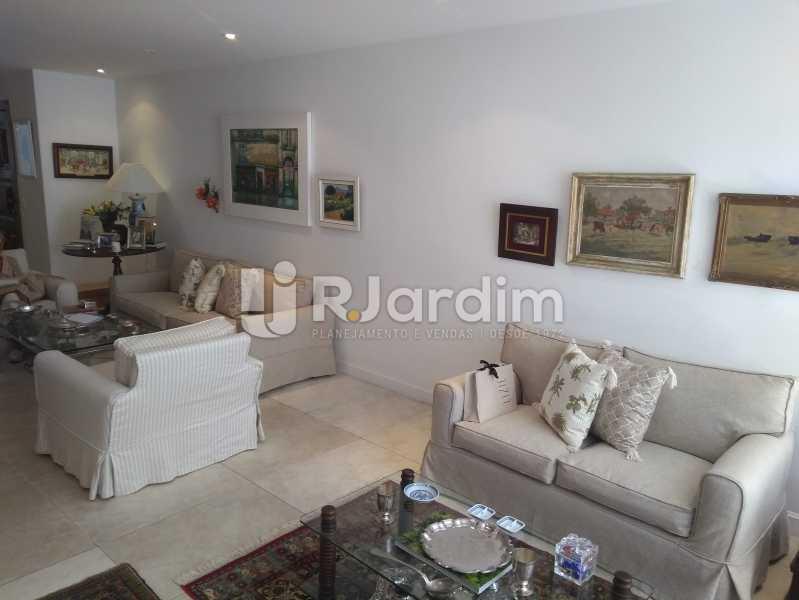 Sala - Apartamento À Venda Rua Barão da Torre,Ipanema, Zona Sul,Rio de Janeiro - R$ 3.800.000 - LAAP32043 - 7