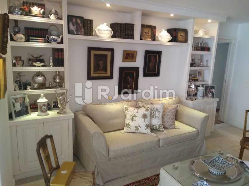 Sala - Apartamento À Venda Rua Barão da Torre,Ipanema, Zona Sul,Rio de Janeiro - R$ 3.800.000 - LAAP32043 - 8