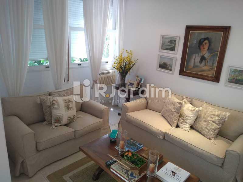 Sala  - Apartamento À Venda Rua Barão da Torre,Ipanema, Zona Sul,Rio de Janeiro - R$ 3.800.000 - LAAP32043 - 5