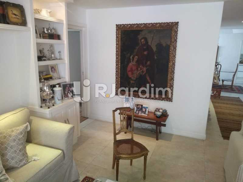 Sala  - Apartamento À Venda Rua Barão da Torre,Ipanema, Zona Sul,Rio de Janeiro - R$ 3.800.000 - LAAP32043 - 1