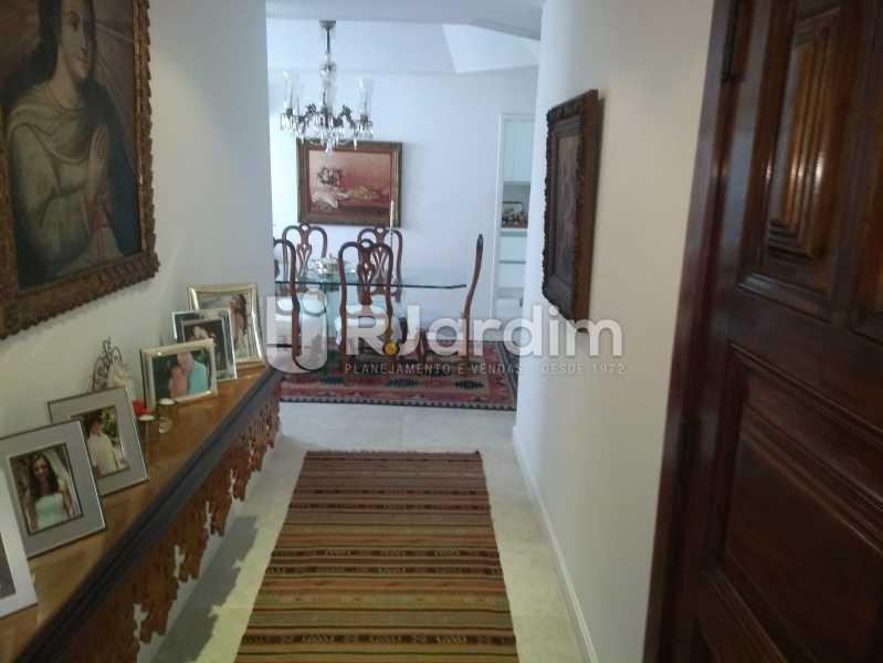 Hall de Entrada - Apartamento À Venda Rua Barão da Torre,Ipanema, Zona Sul,Rio de Janeiro - R$ 3.800.000 - LAAP32043 - 6