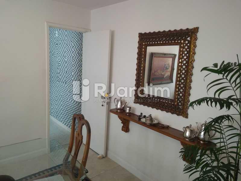 Sala de Jantar - Apartamento À Venda Rua Barão da Torre,Ipanema, Zona Sul,Rio de Janeiro - R$ 3.800.000 - LAAP32043 - 10