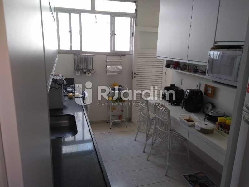 Cozinha - Apartamento À Venda Rua Barão da Torre,Ipanema, Zona Sul,Rio de Janeiro - R$ 3.800.000 - LAAP32043 - 26