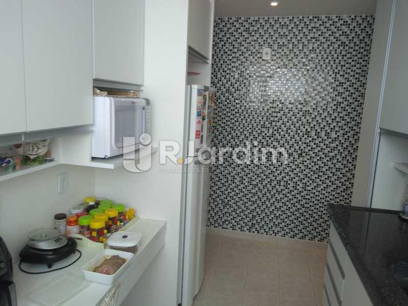 Cozinha - Apartamento À Venda Rua Barão da Torre,Ipanema, Zona Sul,Rio de Janeiro - R$ 3.800.000 - LAAP32043 - 25