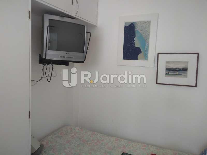Quarto de Serviço - Apartamento À Venda Rua Barão da Torre,Ipanema, Zona Sul,Rio de Janeiro - R$ 3.800.000 - LAAP32043 - 29
