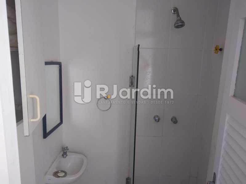 Banheiro de Serviço - Apartamento À Venda Rua Barão da Torre,Ipanema, Zona Sul,Rio de Janeiro - R$ 3.800.000 - LAAP32043 - 28